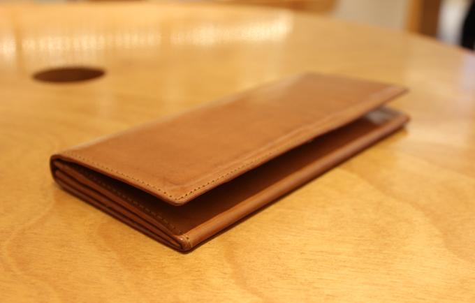 エグゼクティブな人の財布