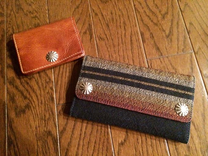 この財布には必要最低限の物