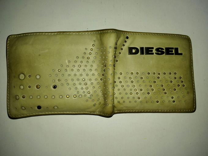 個性的なデザインの財布