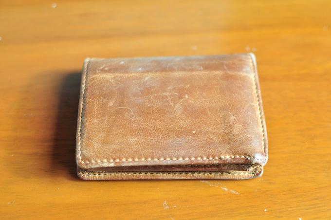 OLD NAVY(オールド・ネイビー)で購入したアメリカの財布