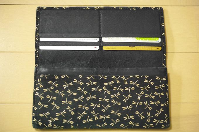 この財布を選んだ理由はシンプルさと素材感