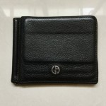 GIORGIO ARMANI(ジョルジオ・アルマーニ)の二つ折り財布