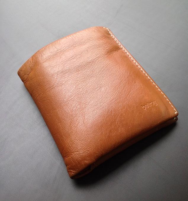 スリム&スマートな財布Bellroy(ベルロイ)
