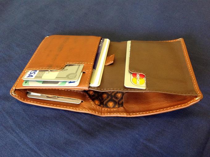 ベルロイ財布の気に入ってるところ