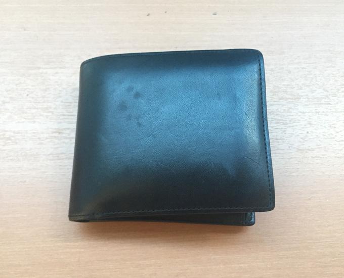 コスパの鬼!無印良品の二つ折り財布を使ってみた感想