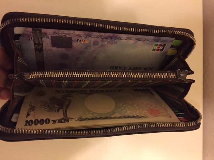 財布の良い点は機能性