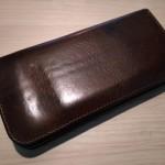ぶ厚い革を使いこなす!土屋鞄の限定メンズ長財布