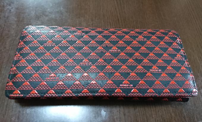 印傳屋(INDEN-YA)たかね長財布
