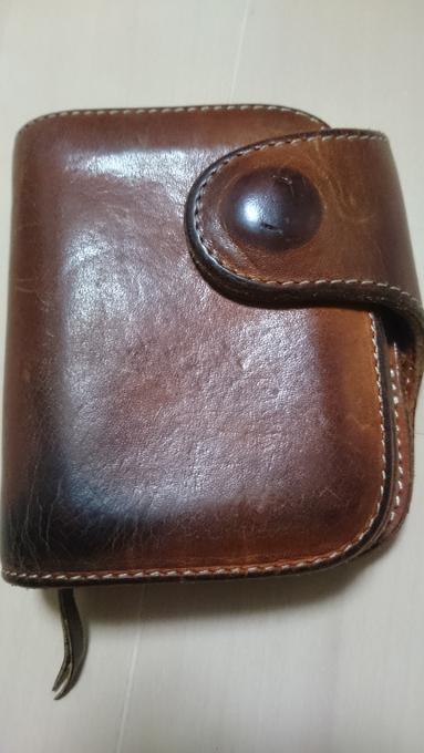 ライダーのマストアイテム「レッドムーン」の財布