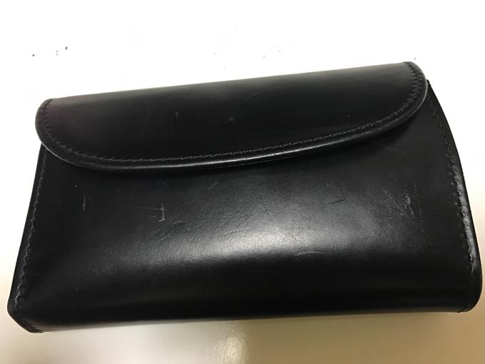 ホワイトハウスコックスのメンズ財布