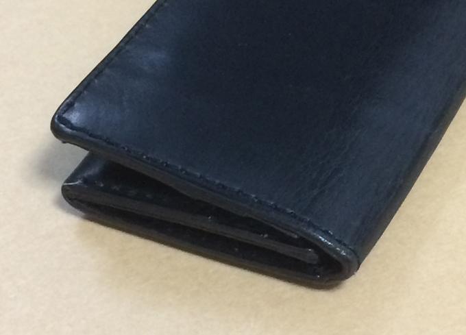 財布が厚め