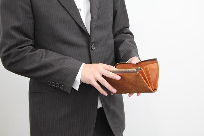 SLOW(スロウ)長財布の使った感想