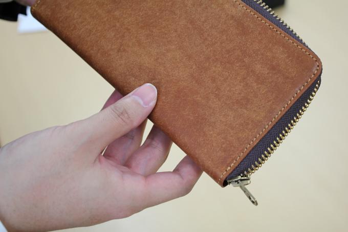 SLOW(スロウ)長財布の気に入っているポイント