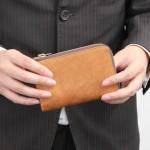 スロウ二つ折り財布 -L zip short wallet-『pueblo 333S70F』の使用感をレビュー!