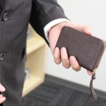 SLOWコインケース-round zip coin case-『pueblo 333S62F』の使用感をレビュー!
