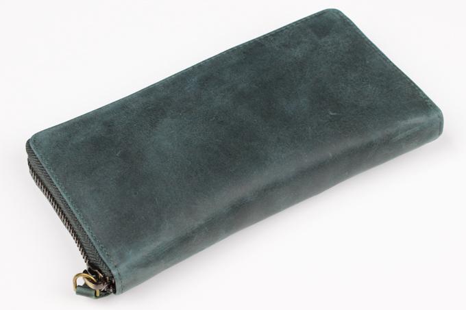 ハレルヤで購入した長財布のレビュー