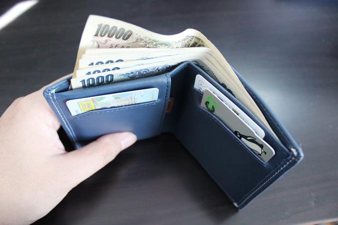 ベルロイの財布が可愛い