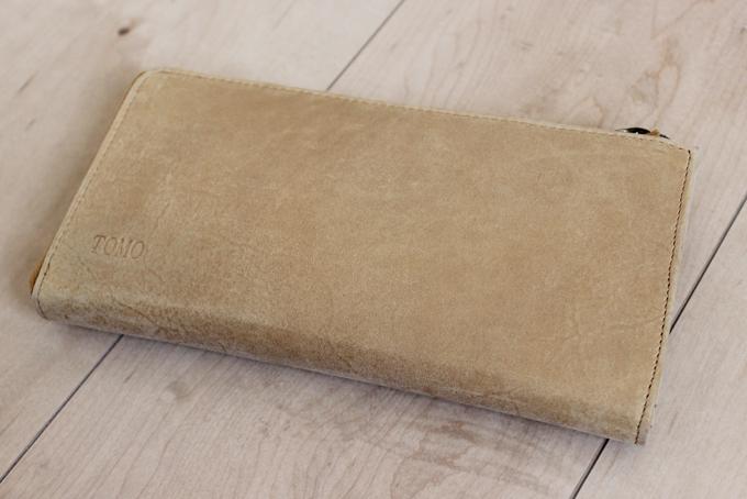 レザー専門店「ハレルヤ」のSMARTY次世代型L字ファスナー財布